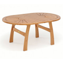 Pöytä, 110x170/230/290cm, hunaja (11702)