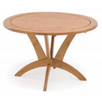 Pöytä, Ø120cm, hunaja (12002)
