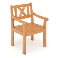 Nojatuoli Sofiero, ruskea HS15012, Tammiston poistotuote