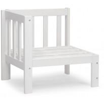Sohvan kulmamoduuli Hillerstorp Läckö, valkoinen