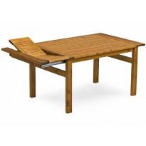 Pöytä, 90x170/210/250cm, hunaja (19042)