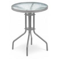 Parvekepöytä Marieholm, 60cm, hopea