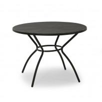 Pöytä Hillerstorp Glimminge 100cm, musta 2427100