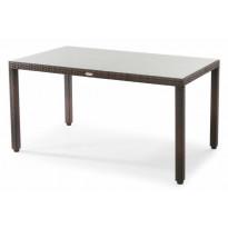 Pöytä Älgö Atlanta, 80x140cm, ruskea, Tammiston poistotuote