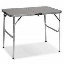 Retkipöytä Aspan, taitettava, harmaa