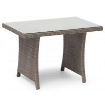 Pöytä Hillerstorp Tanger, harmaa/ruskea 4585011