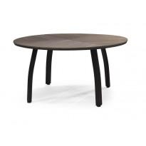 Pöytä Hillerstorp Nydala Ø145cm, musta 461450