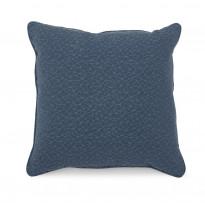 Koristetyyny Hillerstorp, 50x50cm, sininen kuviointi