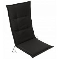 Istuinpehmuste Monza, Korkea, musta (545071)