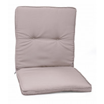 Istuinpehmuste, matala, harmaa (55060)