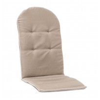 Istuinpehmuste Tennessee kansituoliin, 179x51x8cm, ruskeanharmaa