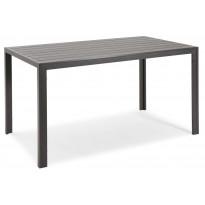 Pöytä Hillerstorp Nydala, 85x140cm, musta 7840804
