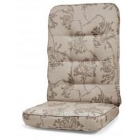Istuinpehmuste Hillerstorp Texas, korkea, beige, kuviollinen 90096