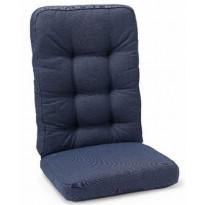 Istuinpehmuste Texas, korkea, sininen (90141)