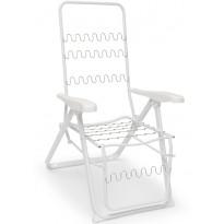 Baden-tuolin runko Hillerstorp, valkoinen