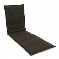 Istuinpehmuste Monza aurinkotuoliin, musta (945070)