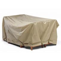 Kalustesuoja, 160x225x95cm, beige