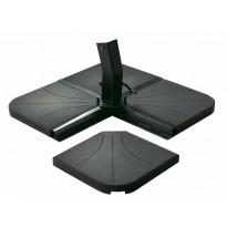 Paino Hillerstorp auringonvarjon jalkaan/1kpl 25kg  9475