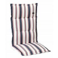 Istuinpehmuste Milano, sininen/punainen/valkoinen (9807497)
