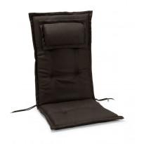 Istuinpehmuste Hillerstorp Milano niskatyynyllä, tummanharmaa 981171