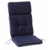 Istuinpehmuste Milano, korkea, sininen (98341)