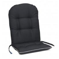 Istuinpehmuste Bullerö/Läckö säätötuoliin, 115x50x8cm, sininen/valkoinen