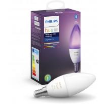 LED-älylamppu Philips Hue WCA, 5.3W, E14, B39