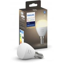 LED-älylamppu Philips Hue W, 5.7W, E14, P45
