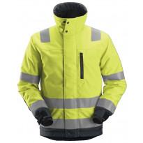 Huomiotalvitakki Snickers Workwear AllroundWork 37.5 1130, keltainen