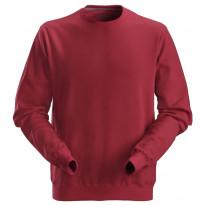 Collegepusero Snickers Workwear 2810, punainen