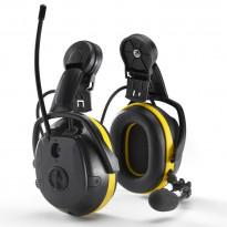 Kuulosuojaimet Hellberg Secure 2 Synergy, kypärään, Bluetooth, radiolla