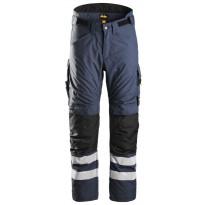 Työhousut AllroundWork 37.5 6619, navy, koko XL lyhyt