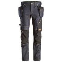 Työfarkut Snickers Workwear FlexiWork+ 6955, sininen
