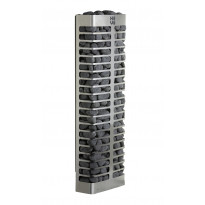 Sähkökiuas Huum Steel, 3.5kW, 3,5-6 m³, erillinen ohjaus