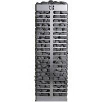 Sähkökiuas Huum Steel, 6kW, 6-10m³, erillinen ohjaus, Verkkokaupan poistotuote