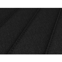 Kaistanauha Pintaultra 0,1x10m musta ICO24136