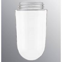 Valaisinkupu Ifö Electric Talli, kirkas lasi