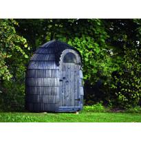 WC Iglusauna, 2,8 m²