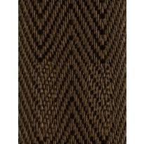 Puusälekaihtimen kanttinauha Ihanin, tummanruskea - HZM-JK09-50
