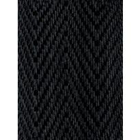 Puusälekaihtimen kanttinauha Ihanin, musta - HZM-JK11-50