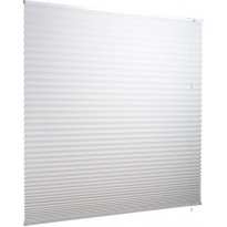 Kangasvekkiverho Ihanin, 140x170cm, valkoinen