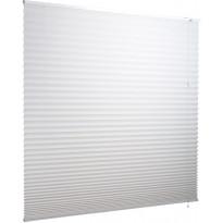 Kangasvekkiverho Ihanin, 160x170cm, valkoinen