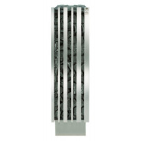 Sähkökiuas Monolith 13,8kW (15-25m³), erillinen ohjauskeskus