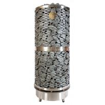 Sähkökiuas Pilari-IKI 20kW (18-32m³), erillinen ohjauskeskus