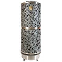 Sähkökiuas Pilari-IKI 24kW (22-36m³), erillinen ohjauskeskus