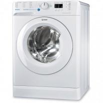 Edestä täytettävä pesukone Indesit BWSA 61253 W EU, 1200rpm, 6kg