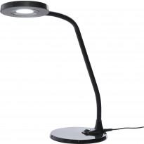 LED-työpöytävalaisin Innolux Osaka, Ø 150x400mm, musta