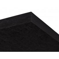Akustiikkalevy Ecophon Industry modus TAL musta +PE, 30x600x1200, 10kpl, 7,20m²