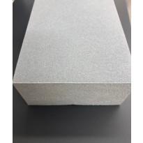 Akustiikkalevy Ecophon Industry modus TAL Harmaa +PE, 50x600x1200, 6kpl, 4,32m²