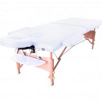 Hierontapöytä React P200, valkoinen